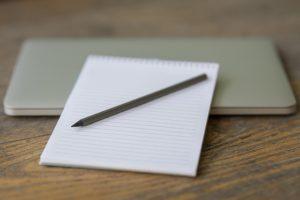 Notebook Pen Laptop White Page  - Engin_Akyurt / Pixabay