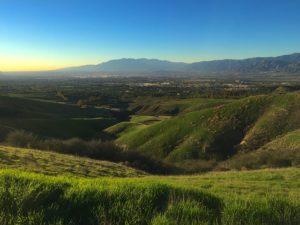 Southern California California Hills  - Designtek / Pixabay