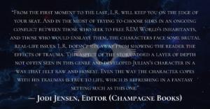 Jodi Jensen Review